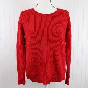 LOFT Chunky Knit Sweater Size Sm